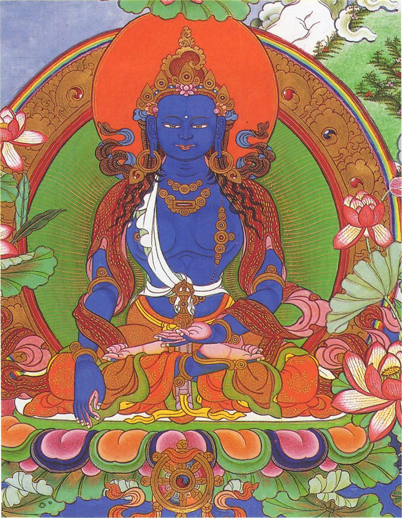 Будда Акшобхья