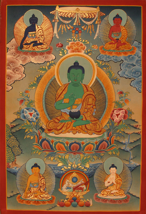 Будда Амогхасиддхи